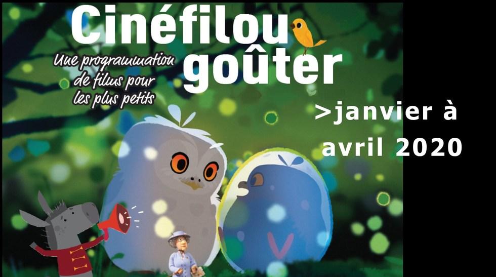 Ciné Filou Goûter