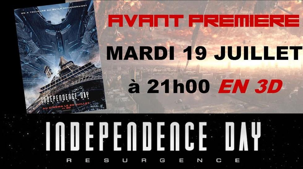 Photo du film Independence Day : Resurgence en 3D