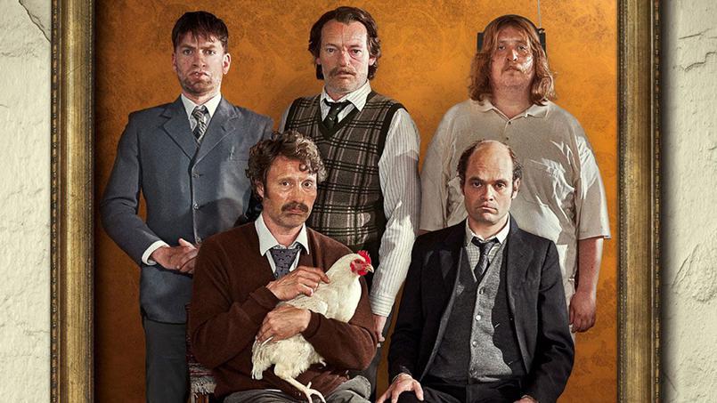 Photo du film Men & Chicken