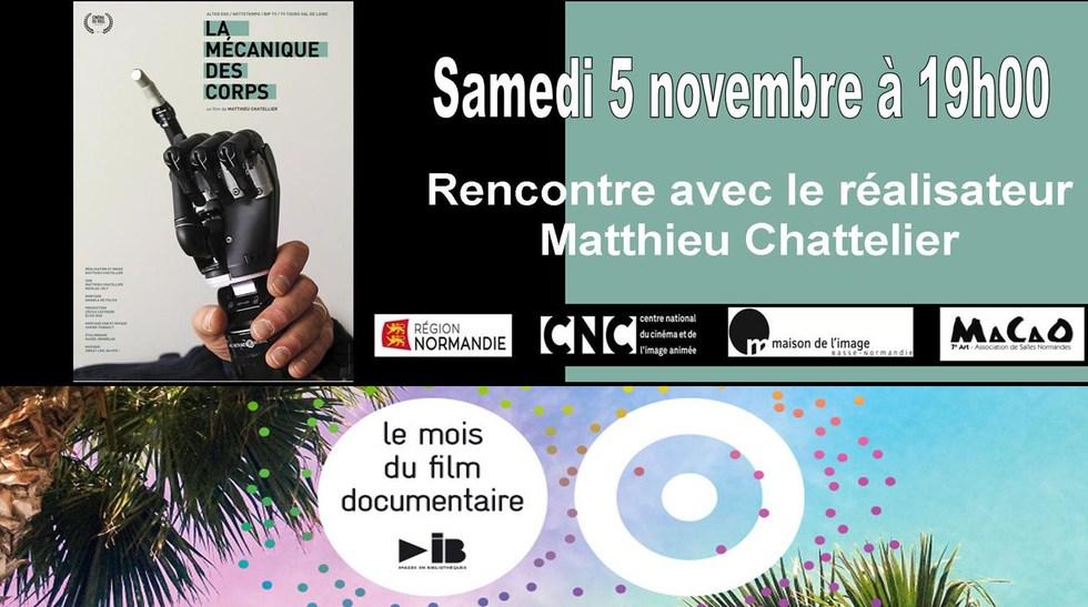 Photo du film La m�canique des corps