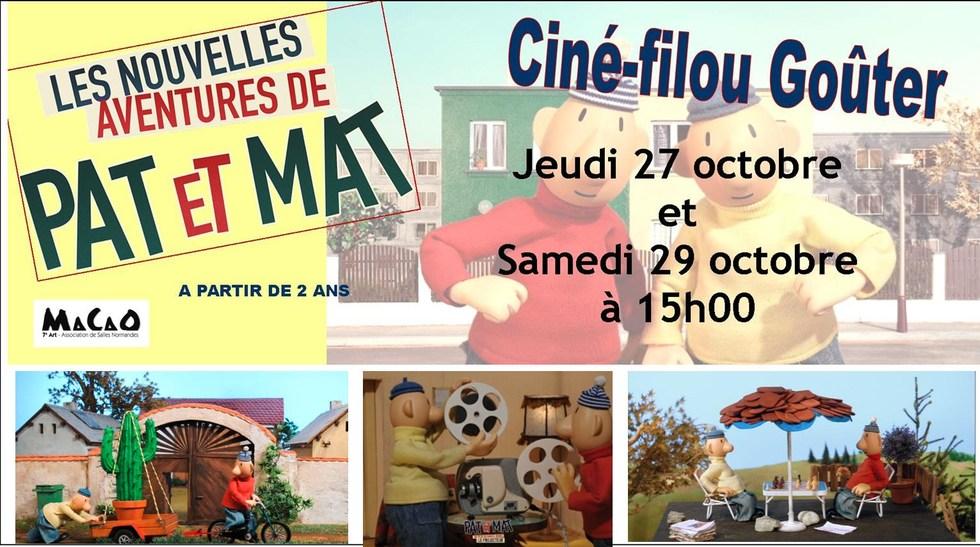 Photo du film Les Nouvelles aventures de Pat et Mat