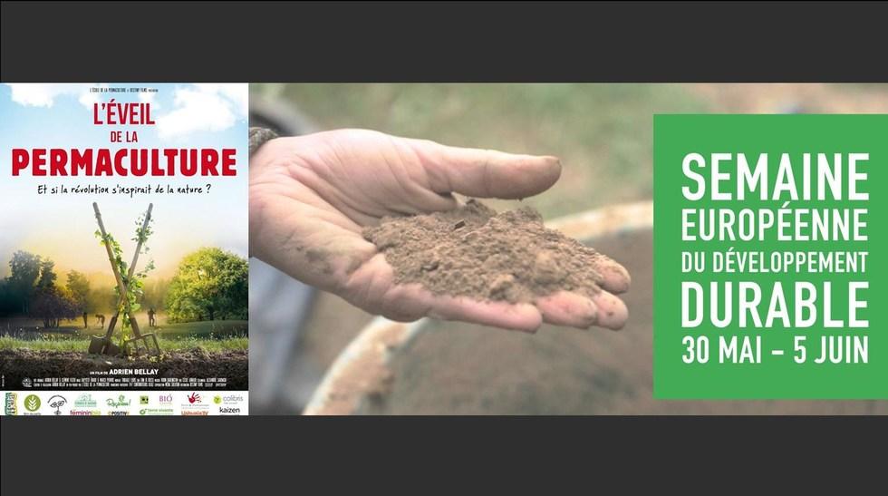 Photo du film L'éveil de la permaculture